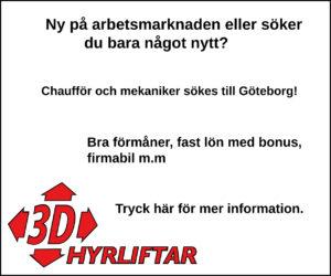 3D hyrliftar 300 x 250 V39-42 Göteborg