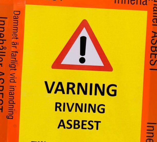 """f6b540b442e Kräver hårdare asbestkontroll: """"Orolig det finns asbest kvar ..."""