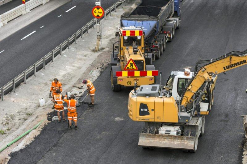 asfalt jobb sverige