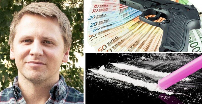 """Ungdommelige Fick tips om droger och vapen på kontoret"""" - Byggnadsarbetaren HL57"""